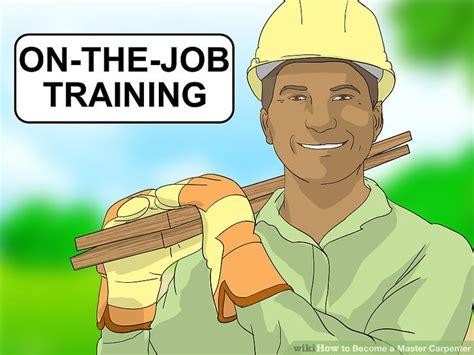 ways    master carpenter wikihow
