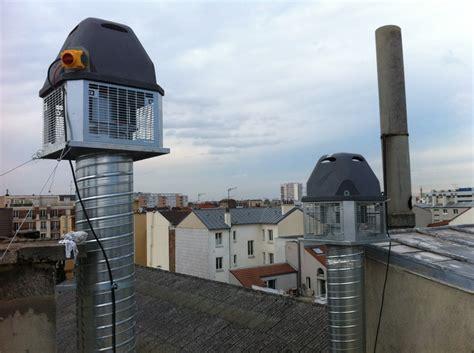 sortie hotte de cuisine nos réalisations et photos ventilation extraction
