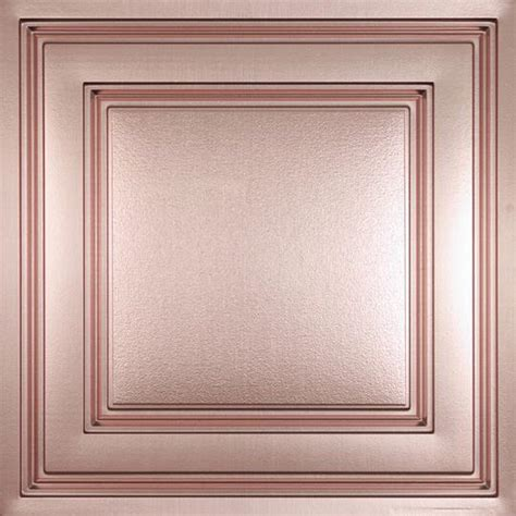 Ceilume Stratford Ceiling Tiles by Stratford Copper Ceiling Tiles