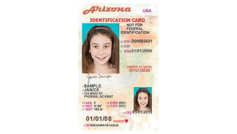 mvd recommends  id cards  kids  verde