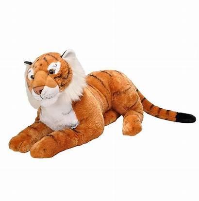 Plush Tiger Wild Toy Republic Stuffed Animal