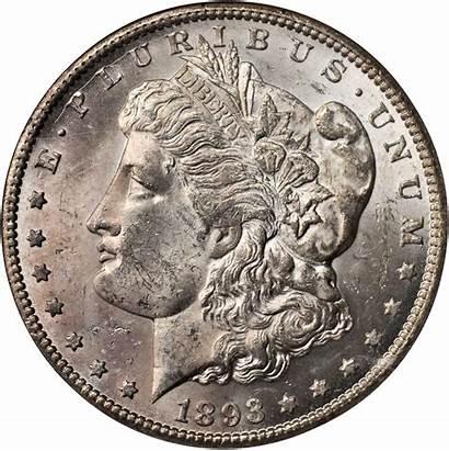 Dollar Morgan Silver 1893 Value Cc Sold