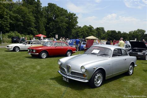 Auction Results And Data For 1960 Alfa Romeo Giulietta