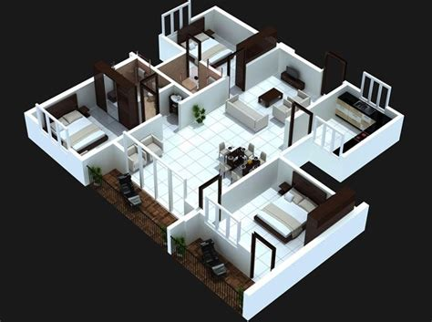 Floor And Decor Plano 3 Bedroom Apartment House Plans Futura Home Decorating