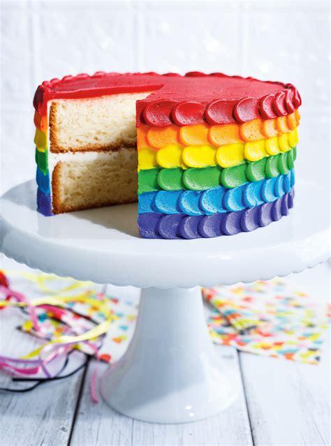 tofu cuisine gâteau arc en ciel ricardo