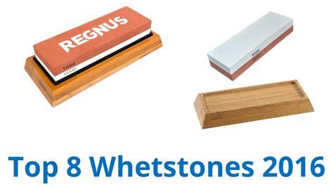 8 Best Whetstones 2016  Youtube