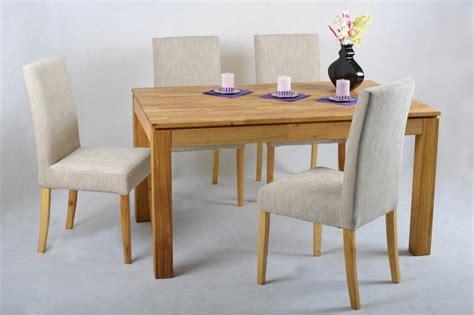sillas de comedor baratas madera tela color beige
