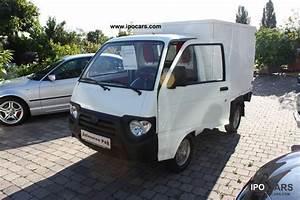 2006 Piaggio Quargo Diesel 26 000 Km