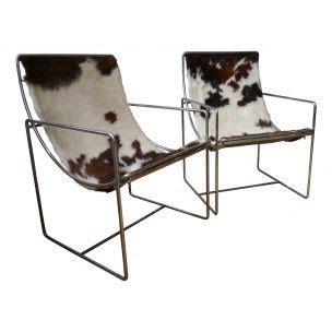 chaise peau de vache 1000 idées sur le thème chaise en peau de vache sur