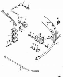 Inline 4 Cylinder Mercruiser Coil Wiring Diagram