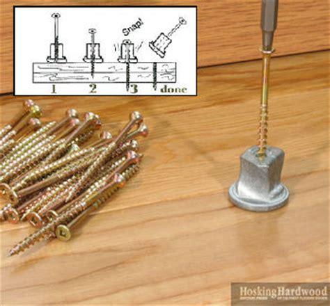 How To Fix A Squeaky Floor « Hardwood Flooring Guide