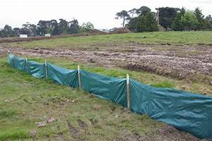 Silt Fencing | CityWide & Macedon | Erosion Control