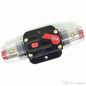 Car Audio Fuse Holder Car Audio 100  80 Amp Circuit Breaker