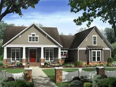 Modern craftsman bungalow house plans   Home design and style
