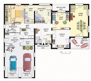 les 25 meilleures idees de la categorie plan maison 120m2 With plan maison 3d gratuit 16 plenitude