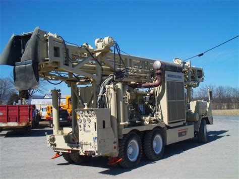 ingersoll rand drill rigs 1980 ingersoll rand t4w drill rig best used rebuilt machinery at east west drilling