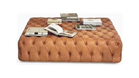 faire briller un canapé en cuir un chesterfield pour un look capitonné