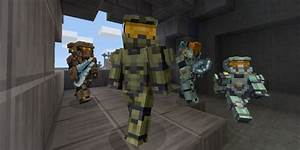Minecraft Xbox One And Xbox 360 Will Receive Halo 5