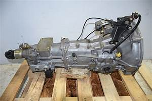 Jdm Subaru 5 Speed 3 9 Non Turbo Manual Transmission