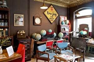 Objet Vintage Deco : les meilleures boutiques de d co de new york blog voyage ~ Teatrodelosmanantiales.com Idées de Décoration
