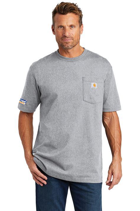 NEW! Carhartt Workwear Short Sleeve Pocket Tees