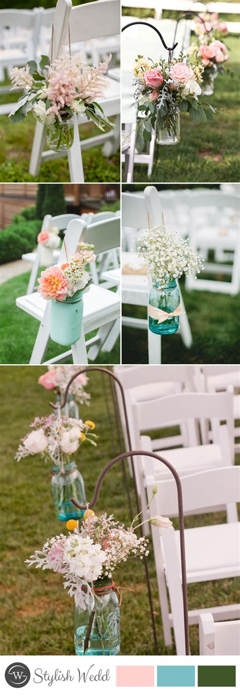 50+ Great Ways to Decorate Your Weddding Chair Stylish