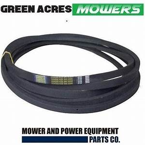 Drive Belt To Fit Selected Greenfield Ride On Mowers Gt12004