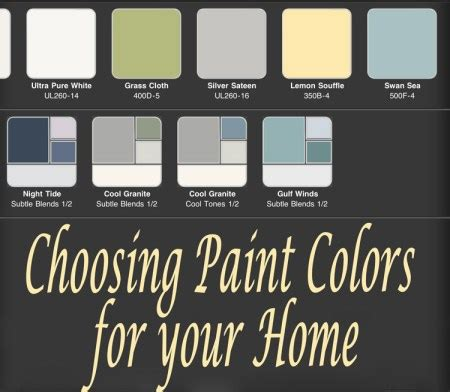 choosing interior paint colors for home choosing interior paint colors for home how to choose