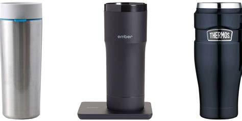 The most popular travel mug. 10 Best Travel Coffee Mugs - Reusable Thermos Cups for Hot Drinks