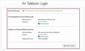 T Online Dee : telekom login mit e mail adresse telekom hilfe ~ Watch28wear.com Haus und Dekorationen