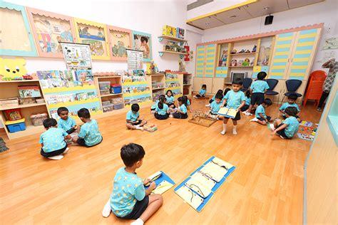 dhirubhai ambani international school facilites class
