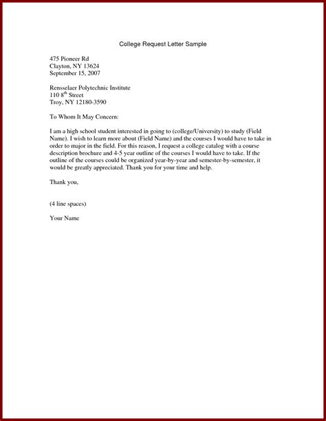 request  book review letter sample terminology lit