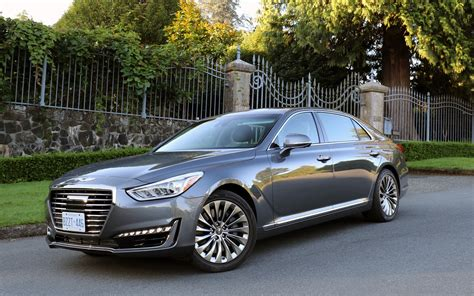 2017 Genesis G90 by 2017 Genesis G90 A Historic Moment For Hyundai The Car