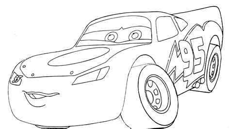coloring pages lightning mcqueen coloring book disney cars