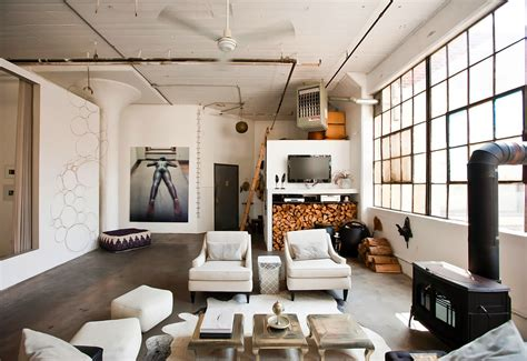 Brooklyn Loft Home  Design Dose