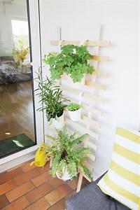 Rankhilfe Holz Selber Bauen : diy so baut ihr eine rankhilfe aus holz selber diy ~ Watch28wear.com Haus und Dekorationen
