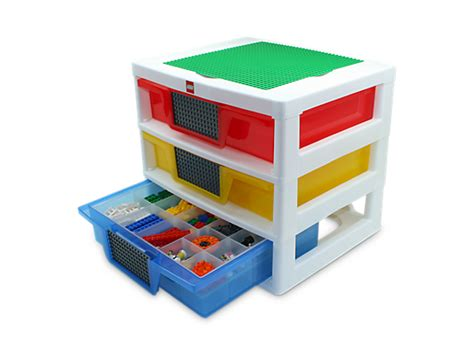 three drawer organizer how to organize and lego