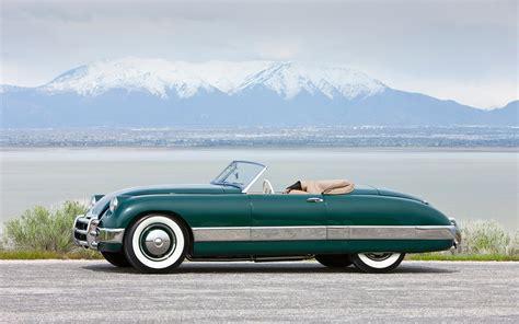 1949 Kurtis Sport Car First Drive