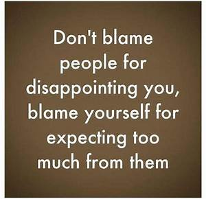 Disappointed In You Quotes. QuotesGram