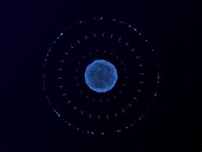 Sci Fi Hud Sphere Circle Dribbble Animation
