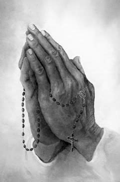 Praying Hands~ Thank you Jesus for everything you give me everyday.