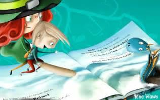 le anschließen farben hexe wawu und die gestohlenen farben kinderbuchlesen de