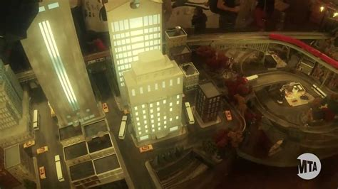 Time Lapse: Building the Holiday Train Show - YouTube