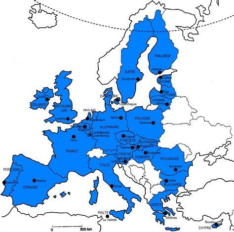 Carte Européenne Avec Capitales by Cartograf Fr Les Cartes Des Continents L Europe Page 5