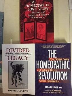 Mini-Library of Homeopathic History Books – Homeopathic.com