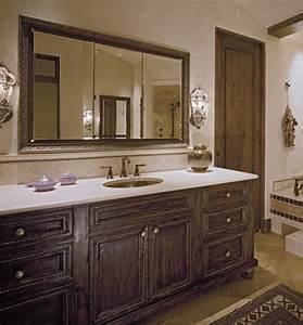 Amazing 50+ Master Bathroom Mirror Ideas Decorating Design ...