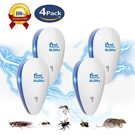 New Pest Control Ultrasonic Repellent Electronic Bug