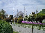 Blue Mosque Information