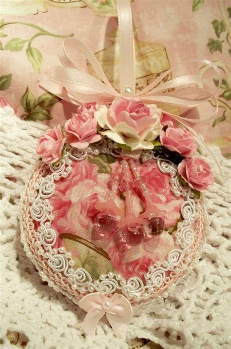 shabby fabrics ornament 66 best images about victorian christmas on pinterest