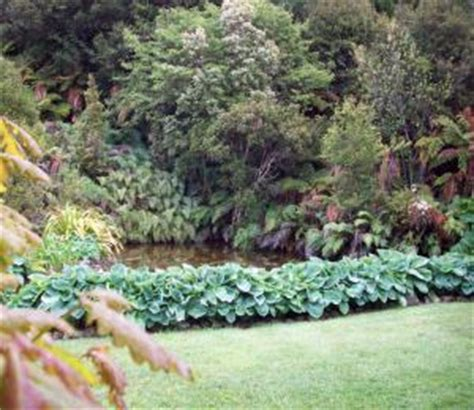 zealand gardens trust west coast